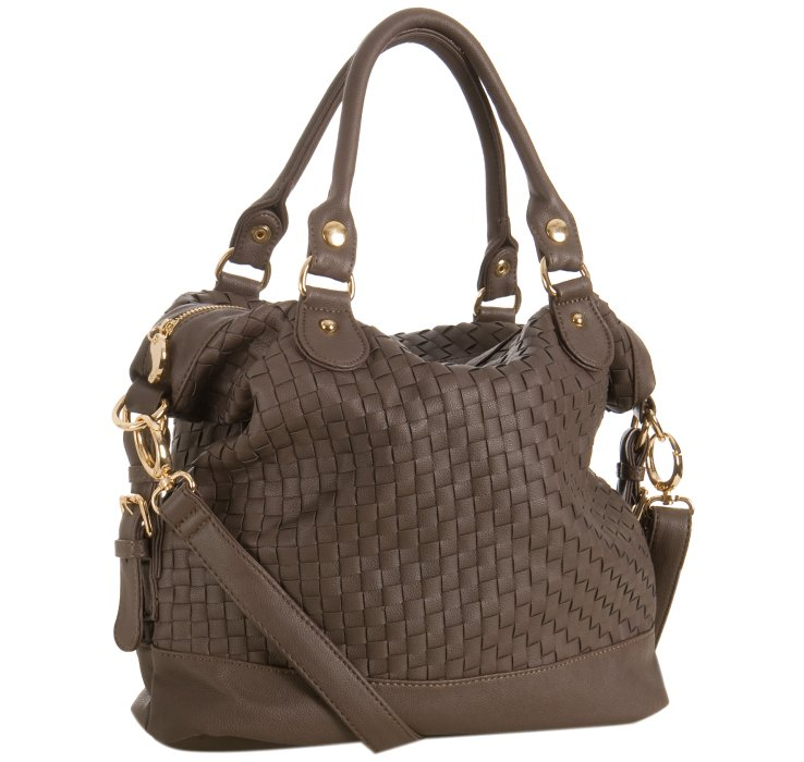 Deux Lux Decker Satchel In Coco From Bluefly
